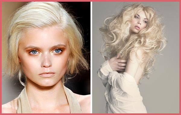 платиновые блондинки